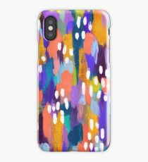 Jules - Abstract iPhone Case/Skin