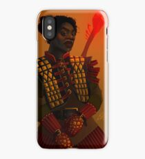 Mage (Close-up and Print) iPhone Case/Skin