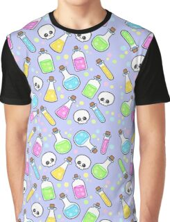 Poisons and Potions Graphic T-Shirt