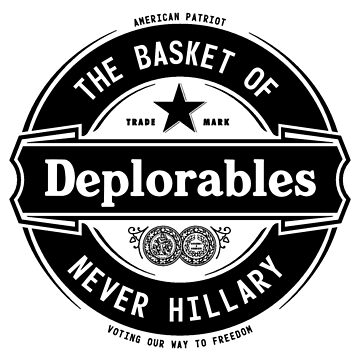 The Basket Of Deplorables by The-Tee-King