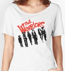 The Warriors | Warriors Gang Women's Relaxed Fit T-Shirt