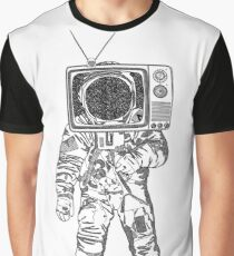 Englishman Up In Space - Bastille Graphic T-Shirt