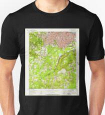 USGS TOPO Map Arkansas AR Little Rock 258937 1954 24000 T-Shirt