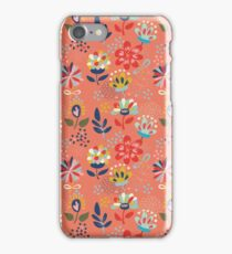 Wild Flowers iPhone Case/Skin