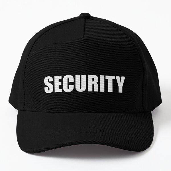Security Baseball Cap Baseball Cap