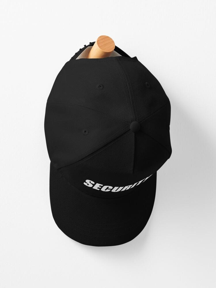 Alternate view of Security Baseball Cap Cap
