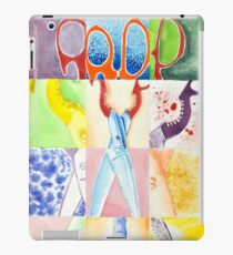 Running with Scissors iPad Case/Skin
