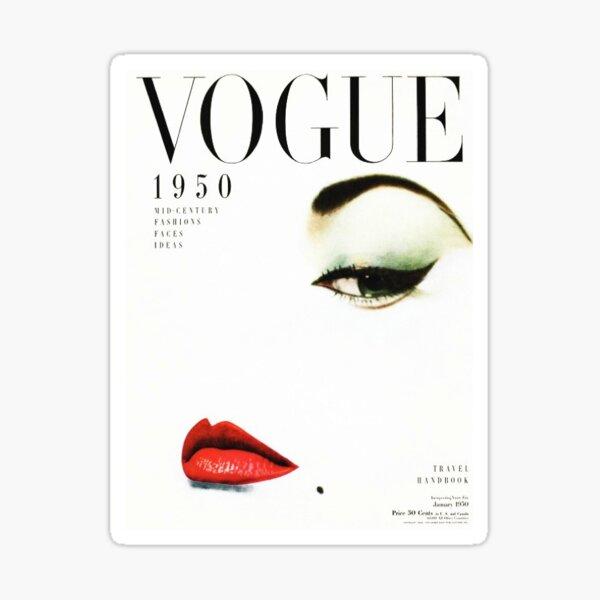 Vogue Fashion Sticker Sticker