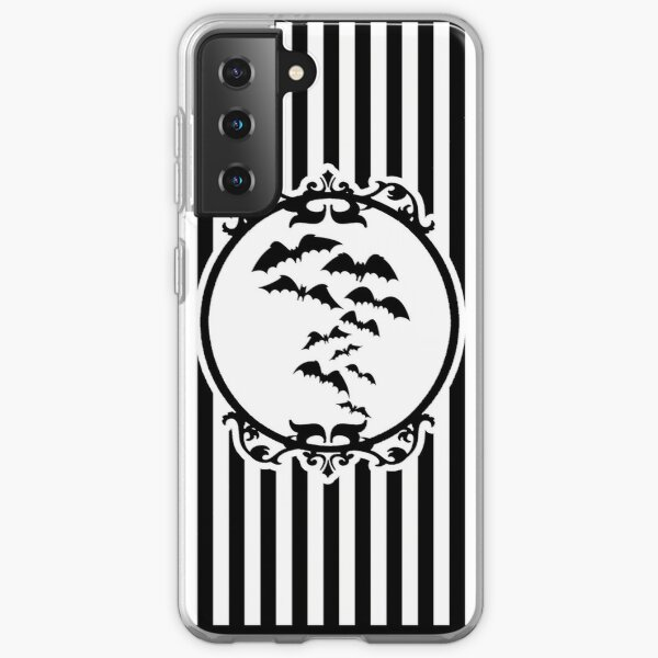 Stripes and Bats Samsung Galaxy Soft Case