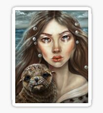 The Selkie Sticker