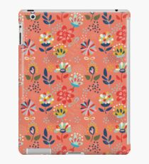 Wild Flowers iPad Case/Skin