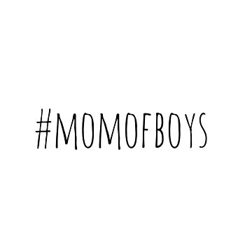 #momofboys by bluEyedbadger