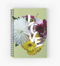 Lovely Flowers Spiral Notebook