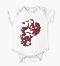 Flowers in Your Hair One Piece - Short Sleeve