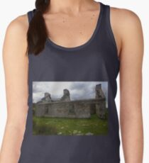 Ruined Cottage at Cashelnagor, County Donegal, Ireland Women's Tank Top