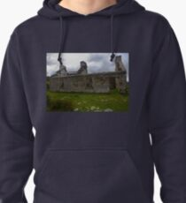 Ruined Cottage at Cashelnagor, County Donegal, Ireland Pullover Hoodie