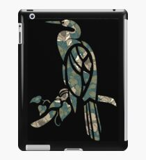 WALLPAPER BIRD iPad Case/Skin
