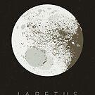 iapetus | moon of saturn von BloodyCross