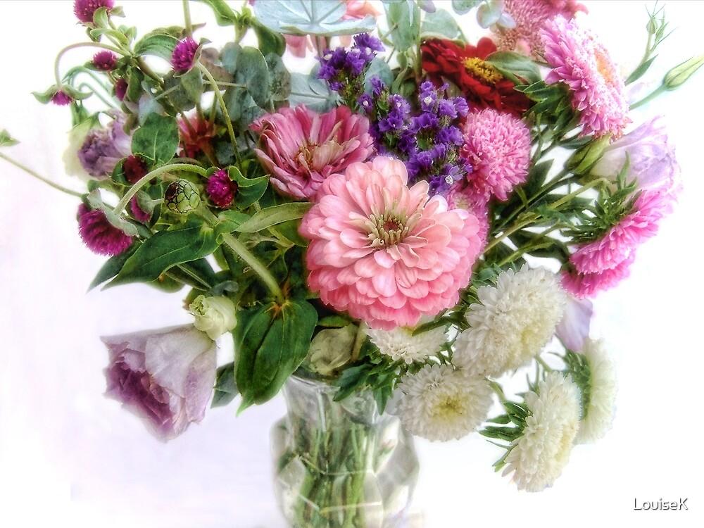 Septemer Bouquet by LouiseK
