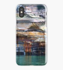 Pictured Rock National Lakeshore 11 iPhone Case/Skin