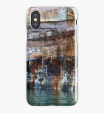 Pictured Rock National Lakeshore 13 iPhone Case/Skin