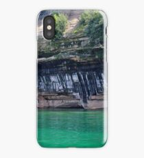 Pictured Rock National Lakeshore 15 iPhone Case/Skin