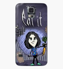 just eat it Case/Skin for Samsung Galaxy