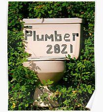 Plumber Poster