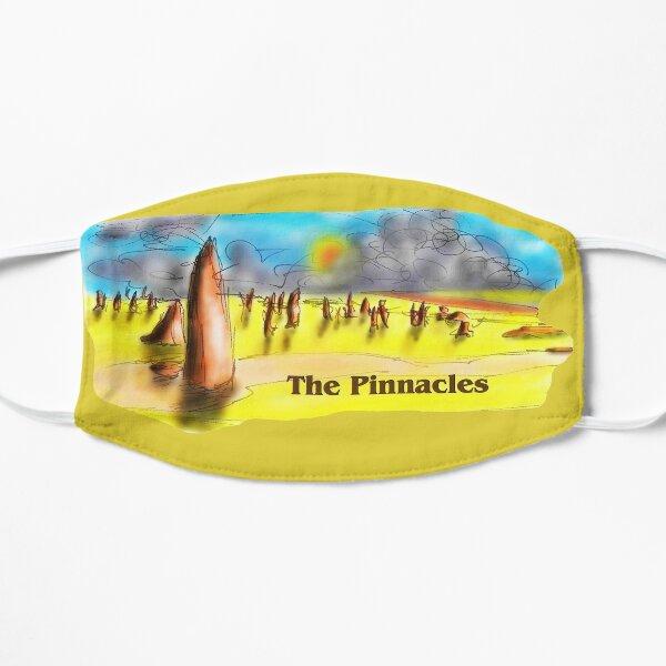 The Pinnacles Flat Mask
