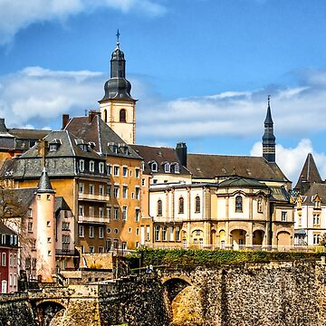 Luxembourg Heights by FelipeLodi
