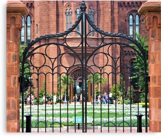 Garden Gate by tvlgoddess