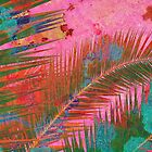 Palm leaves for Frida by Dominiquevari