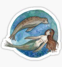 Selkie Sticker