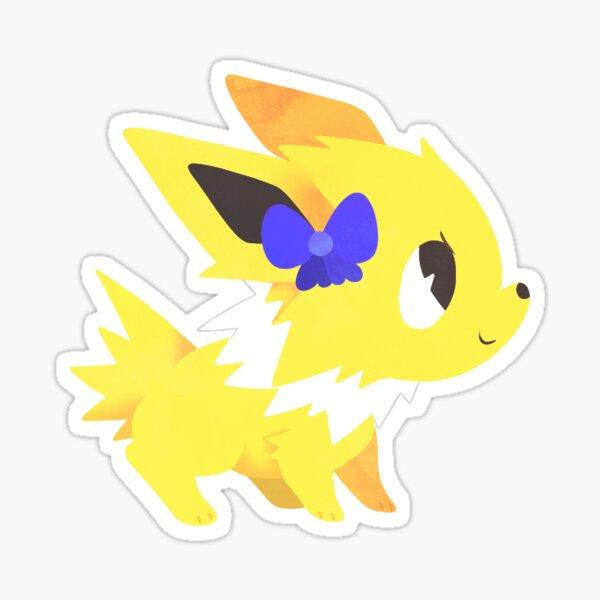 Lightning Pet Sticker