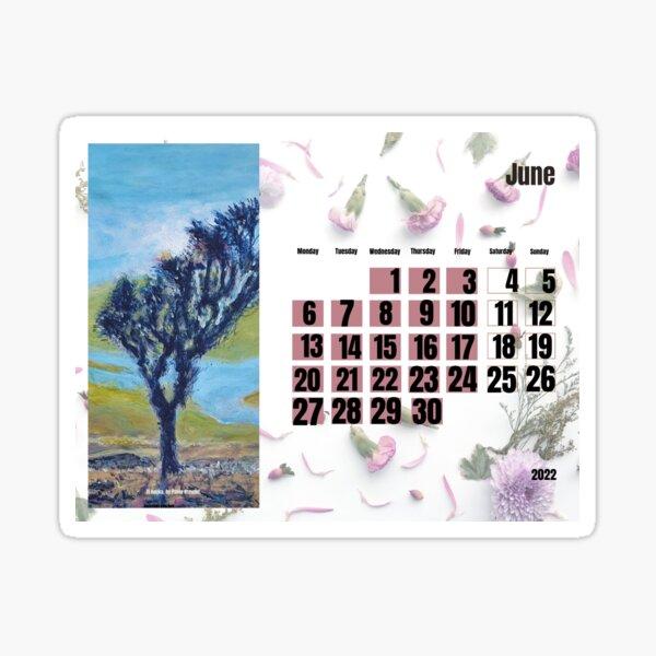 June 2022 Sticker