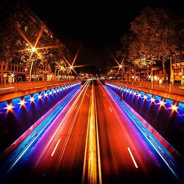 Boulevard du Régent by FelipeLodi