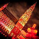 Stadhuis van Brussel by FelipeLodi
