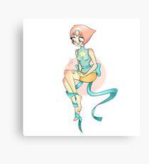 Pearl! Metal Print