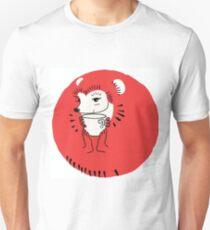 Tea Time for Hedgehog T-Shirt