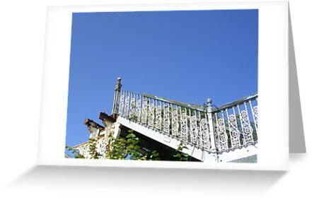 Stairway to Nowhere by lezvee