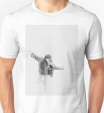 JESSICA JUNG B&W Unisex T-Shirt