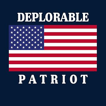 Deplorable Patriot for US by alessandrotoni