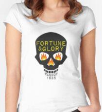 Jones-ing for Adventure Women's Fitted Scoop T-Shirt