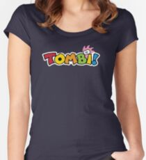 Tombi Tomba Women's Fitted Scoop T-Shirt