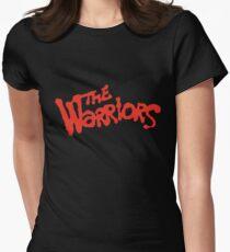 Les guerriers T-shirt col V femme