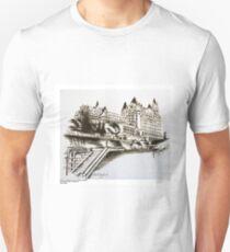 The Fairmont Chateau Laurier, Ottawa, Canada T-Shirt