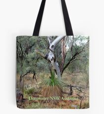 Greetings from Deepwater NSW Australia. Tote Bag