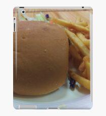 Big food iPad Case/Skin
