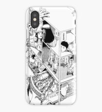 Shintaro Kago - Abstractions iPhone Case/Skin