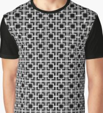 Black Blocks Graphic T-Shirt